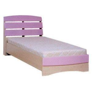 Кровать 1-сп «Терри» без матраса и каркаса