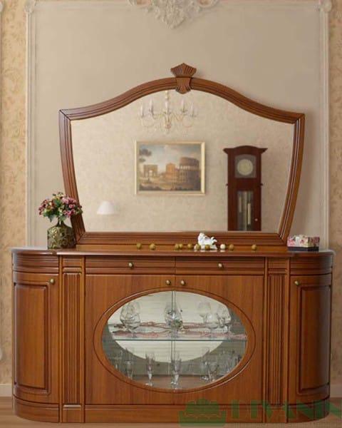 Тумба с зеркалом «Цезарь 3»