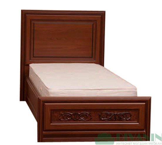 Кровать 1-сп «Ливорно» без матраса и каркаса