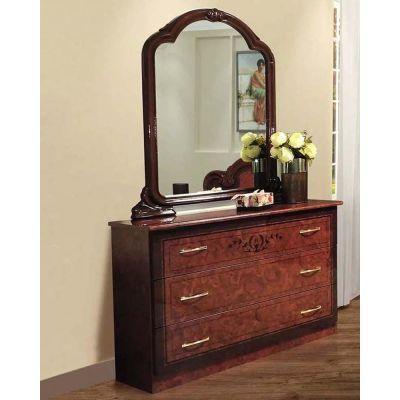 Комод с зеркалом «Лаура»