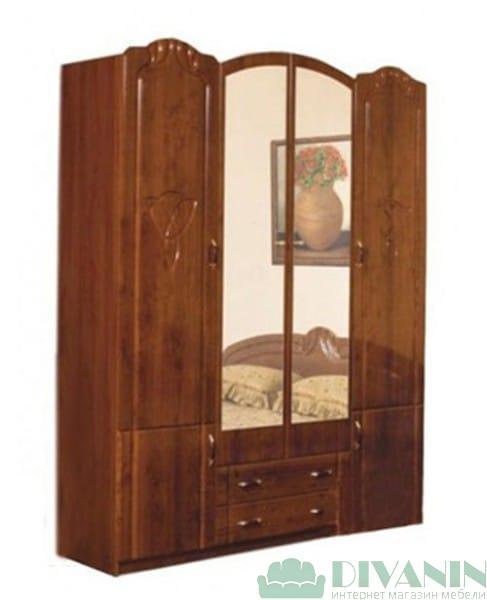Шкаф «Антонина глянец»