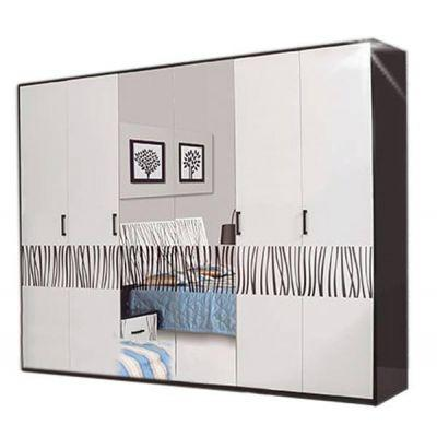 Шкаф 6Д «Бася Нова нейла»