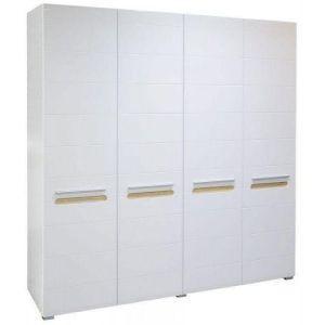 Шкаф 4Д «Бьянко»