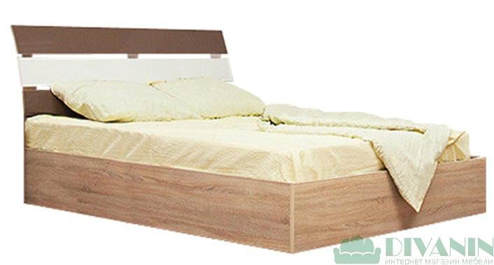 Кровать 2-сп «Элегант» без матраса
