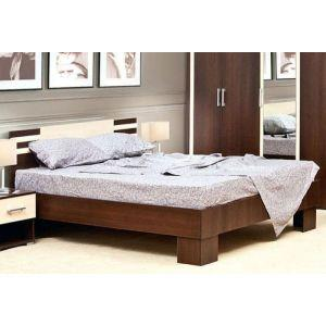 Кровать 2-сп «Элигия» (1.4) без матраса и каркаса
