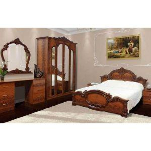 Спальня 4Д «Империя орех»