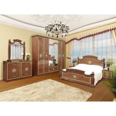 Спальня 6Д «Жасмин орех»