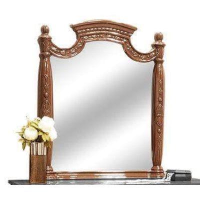 Зеркало «Жасмин пино орех»