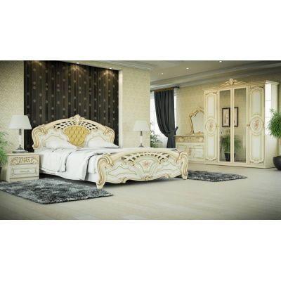 Спальня 4Д «Кармен Нова Люкс пино»