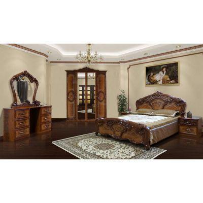 Спальня 4d «Кармен Нова орех»