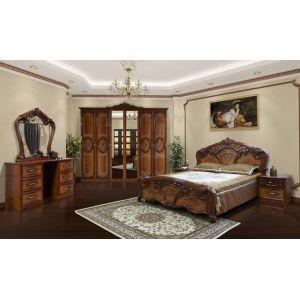 Спальня 6d «Кармен Нова орех»