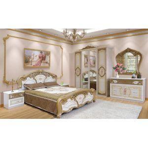 Спальня 4Д «Кармен Нова пино золото»