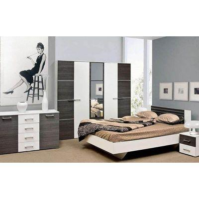Спальня 5Д «Круиз» без матраса и каркаса