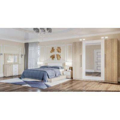 Спальня «Лилея Новая» без матраса и каркаса