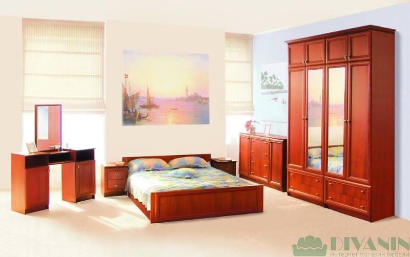 Спальня «Лотос» яблоня