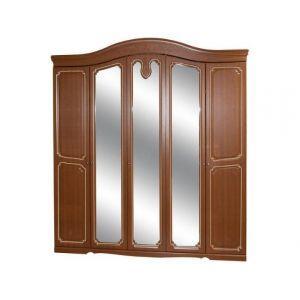 Шкаф 5Д «Луиза патина»