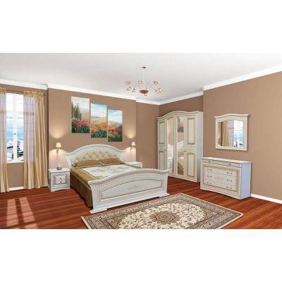 Спальня М «Николь патина»