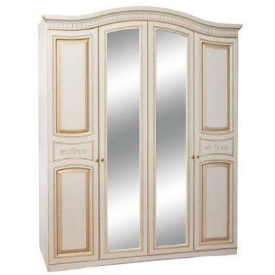 Шкаф 4Д «Николь патина»