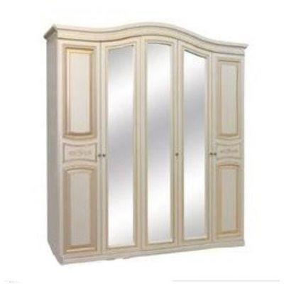 Шкаф 5Д «Николь патина»