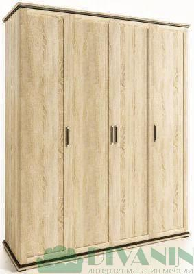 Шкаф 4Д «Палермо»
