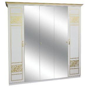 Шкаф 5ДЗ «Полина Нова» (3 дзеркала)
