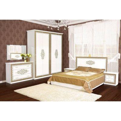 Спальня 4Д «София белый лак»