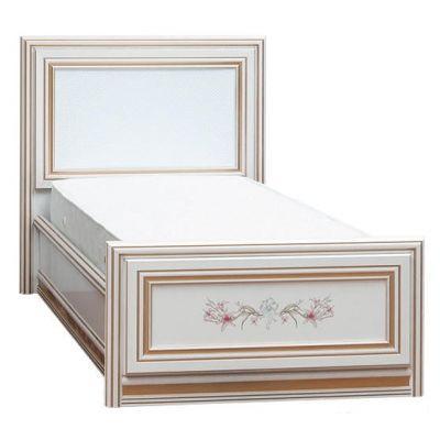 Кровать 1-сп «Сорренто» без матраса и каркаса