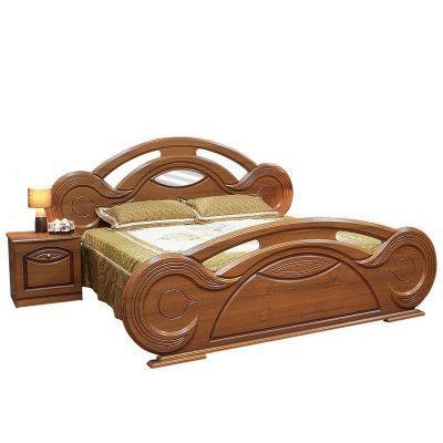 Кровать 2-сп «Тина» без матраса и каркаса