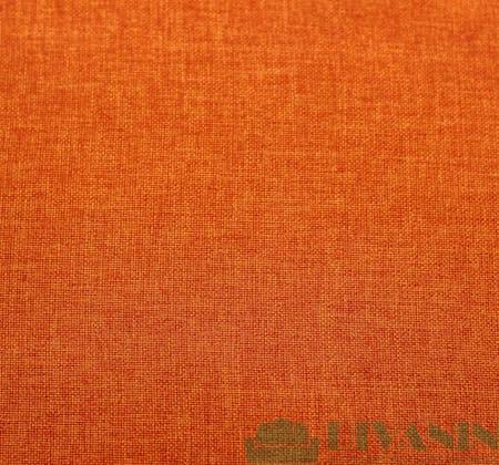 Жаккард рогожка Саванна Orange 15