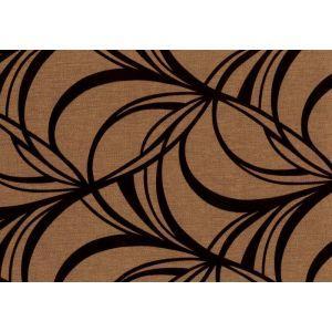 Флок на ткани Маура Маура бронз