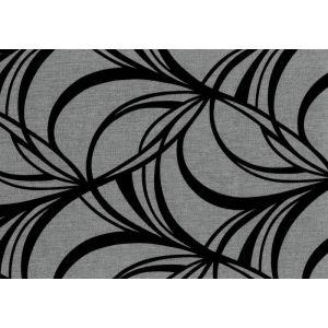 Флок на ткани Маура Маура грей